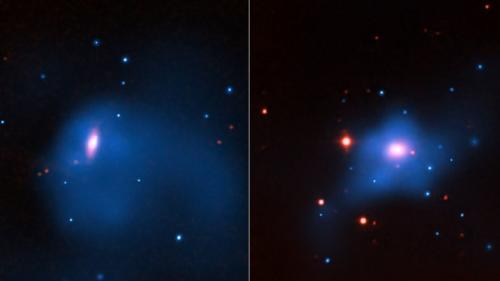 Black hole growth found to be out of sync