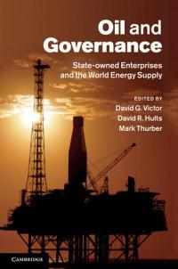 Book examines state-owned oil firms, prices and pollution