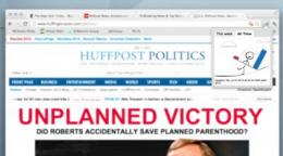 Browser plugin helps people balance their political news reading habits
