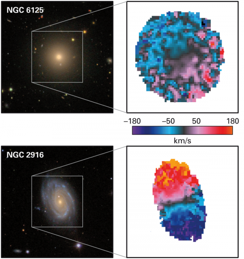 CALIFA survey publishes intimate details of 100 galaxies