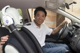 UC research promises quiet cars - even when hitting unexpected bumps in the road