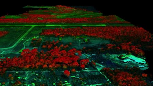 Carnegie debuts revolutionary biosphere mapping capability at AGU