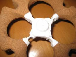 SwRI's hybrid ceramic-sand core casting technology wins R&D 100 award