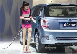 China's dream of electric car leadership elusive (AP)
