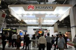 China's Huawei Technologies is the biggest exhibitor at the four-day CommunicAsia expo