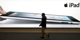 Chinese company to seek ban on iPad import, export (AP)