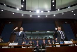 Chinese high-tech firms interrogated by Congress
