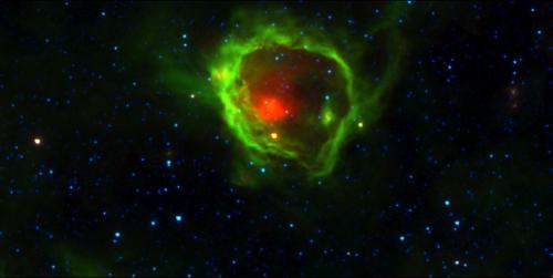 Citizen scientist project finds thousands of 'star bubbles'