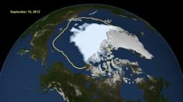 Climate expert: Record loss of arctic ice could impact Wisconsin