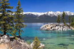 Climate impacts Lake Tahoe clarity and health
