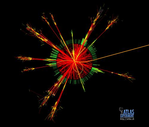 CMS, ATLAS experiments report Higgs-like particle close to the 7 sigma level