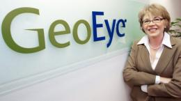 Colleen McCue who is a behavioral scientist at GeoEye