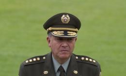 Colombian police chief Oscar Naranjo