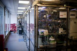 Continuous drug manufacturing offers speed, lower costs