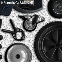 Converting waste rubber into quality products