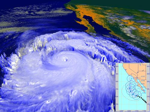 Could a hurricane ever strike Southern California?