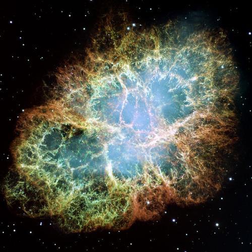 Crab nebula