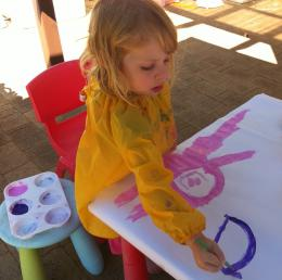 Creative play grows critical thinking in children