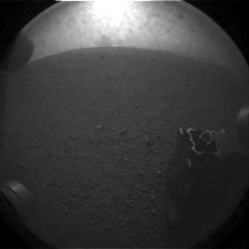 Curiosity's mysterious Mars photo stirs speculation