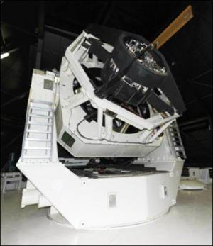 DARPA Space Surveillance Telescope headed to Australia to improve space situational awareness