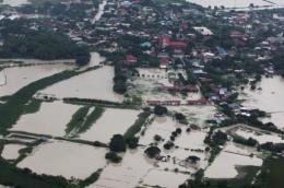 Deadly floods have submerged 80% of Manila