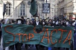 EU urges Euro MPs to hold off voting on controversial ACTA