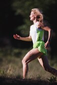 Evolution may explain 'Runner's high,' study says