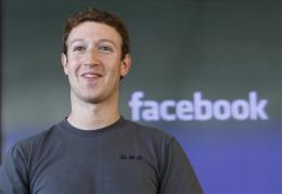 Facebook CEO: Stock 'obviously been disappointing'