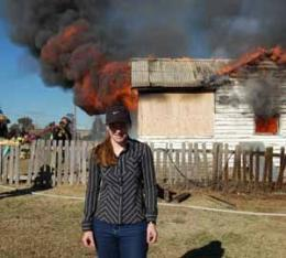 Fighting house fires with computer models