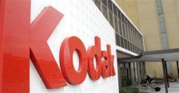Former trailblazer Kodak files for Chapter 11 (AP)