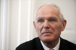 French climate ambassador Serge Lepeltier
