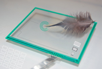 Fujitsu's new 4-wire resistive feather touch panels expand multi-touch applications