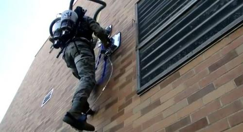 USU team's Personnel Vacuum Assisted Climber wins Air Force prize (w/ Video)