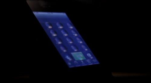 Tactus shows tablet keyboard rising from flat screen (w/ Video)
