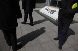 Google adds warning of 'state-sponsored attacks'