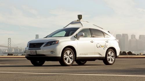 Google self-driving cars pass 300,000 mile mark
