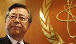 Governor of Fukushima prefecture, Yuhei Sato