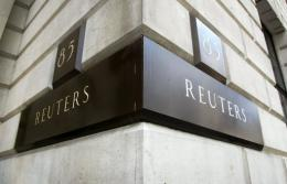 Hackers took over the blogging platform of the Reuters news agency and posted