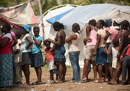Haitians struggle with the costs associated with crime