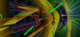 Higgs fever: Overflow crowd hears about new particle