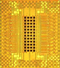Holey optochip first to transfer one trillion bits of information per second using the power of light
