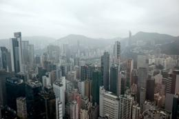 Hong Kong's air quality has been deteriorating over 20 years