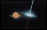 How white dwarfs mimic black holes