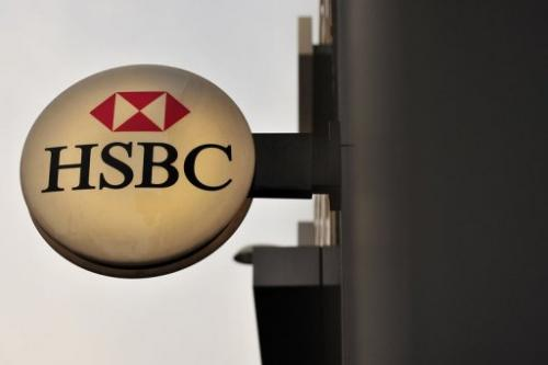 HSBC said in a statement that HSBC servers came under a