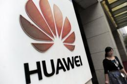 Huawei is the world's second-largest provider of carrier network infrastructure