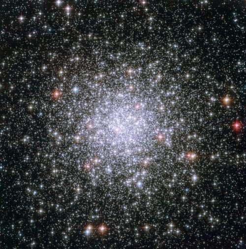 Hubble Sees Cosmic Riches