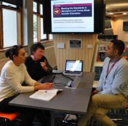 Improving teaching in Indigenous education