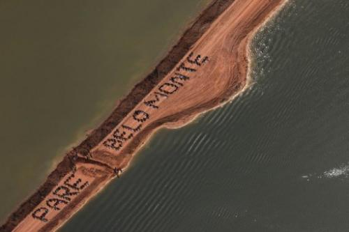 Indigenous groups fear the Belo Monte Dam across the Xingu River will harm their way of life