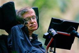 Intel exploring ways to help Stephen Hawking speak (AP)