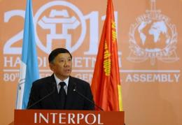 Interpol president Khoo Boon Hui, pictured in 2011